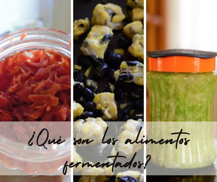 ¿Qué son los alimentos fermentados y cómo le ayudan a tu organismo?