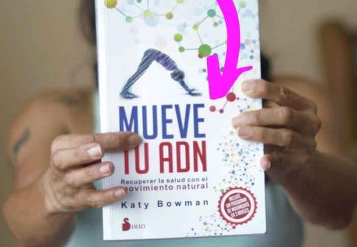 Reseña del libro Mueve tu ADN